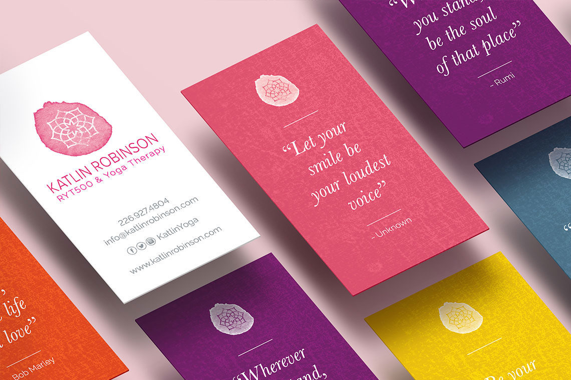 Katlin Robinson Business Cards