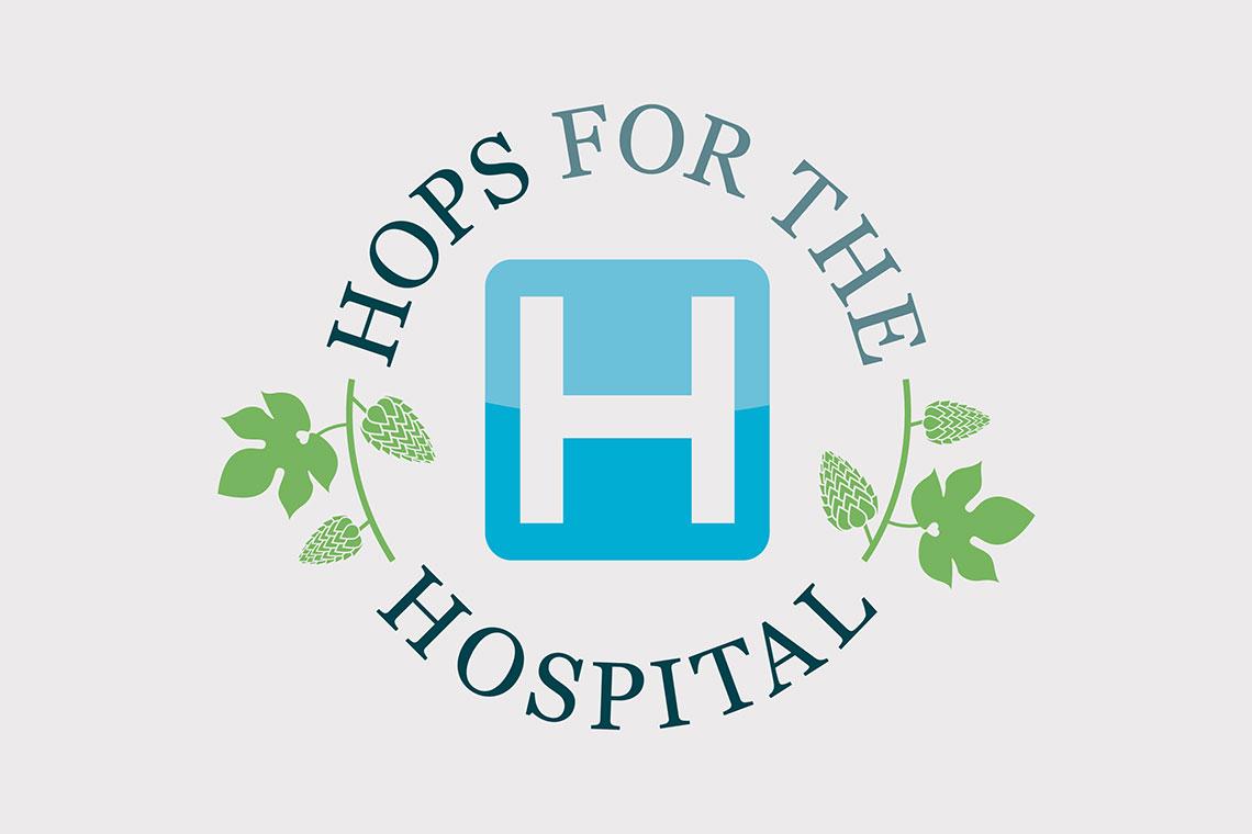 Hops for the Hospital Event Logo